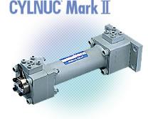 Hydraulic Cylinder built-in inrodsebsor  CYLNUC MarkII JIS type MIIJ